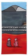 Friendship Beach Towel