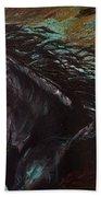 Friesian Frolic Series 2 Beach Towel