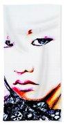 G-dragon Beach Towel