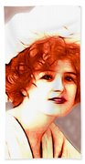 Gabrielle Ray Portrait  Beach Towel