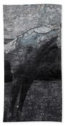 Galloping Stones Beach Towel