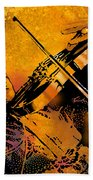 Gatemouth Beach Towel