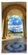 Gateway To A New Life Beach Towel