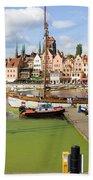 Gdansk Beach Sheet