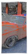 General Lee One Beach Towel