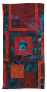 Geomix 02 - Sp07c03b Beach Towel