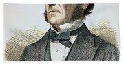 George Boole (1815-1864) Beach Towel