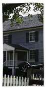 George Peers House Appomattox Virginia Beach Sheet