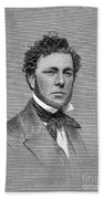 George Steers (1820-1856) Beach Towel