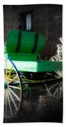 Ghost Rider  Beach Towel by Susanne Van Hulst