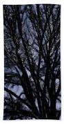 Ghost Tree Beach Towel