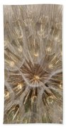 Giant Dandelion Beach Towel