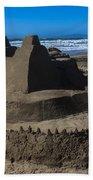 Giant Sand Castle Beach Towel