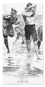 Gibson: Bathing, 1892 Beach Towel