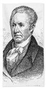 Gilbert Stuart (1755-1828) Beach Towel