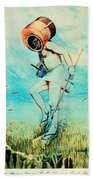 Giovanni Borelli Underwater Beach Towel by Science Source