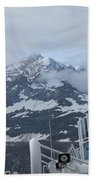 Glacier Bay In Its Majesty Beach Towel