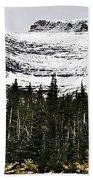 Glacier Park Bowlrock Beach Towel