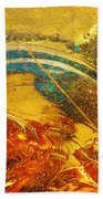 Glassworks Series-multicolor I Beach Towel