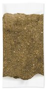 Glauconite Sandstone Beach Towel
