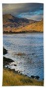 Glen Gour View Beach Sheet