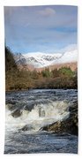 Glen Orchy Beach Towel