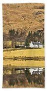 Glencoe Cottage II Beach Towel