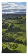 Glenelly Valley, County Tyrone Beach Towel