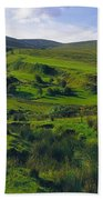 Glenelly Valley, Sperrin Mountains, Co Beach Towel