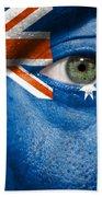 Go Australia Beach Towel