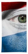 Go Luxembourg Beach Towel by Semmick Photo