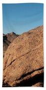 Gold Butte Sandstone Beach Towel