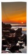Golden Beach Towel