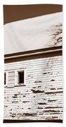 Golden Hill School 1860 - 1958 Beach Towel