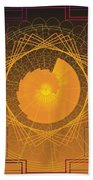 Golden Ratio 2012 Beach Towel