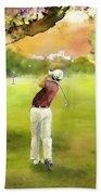 Golf In Spain Castello Masters  04 Beach Towel