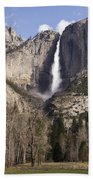 Good Morning Yosemite Beach Towel