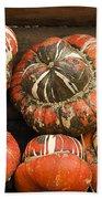 Gorgeous Gourds Beach Towel