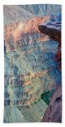 Grand Canyon A Place To Stand Beach Towel