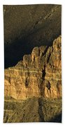 Grand Canyon Bathed In Light Beach Towel