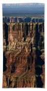 Grand Canyon Cliffs IIi Beach Towel