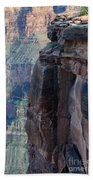 Grand Canyon Close Enough Beach Towel