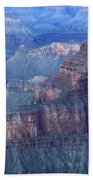 Grand Canyon Grandeur Beach Towel