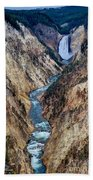 Grand Canyon Main View Beach Towel