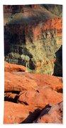 Grand Canyon North Rim Beach Towel
