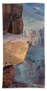 Grand Canyon Raw Nature Beach Towel