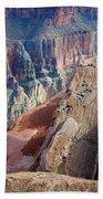 Grand Canyon Roxie Roller Beach Towel