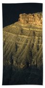 Grand Canyon Silence Beach Towel