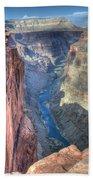 Grand Canyon Toroweap Vista Beach Towel
