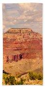Grand Canyon - Yavapai  Beach Towel